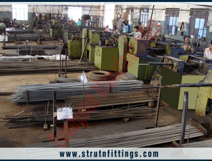 goodgood manufacturers - threaded rods - thread bars -  strut support fittings manufacturers exporters in india punjab ludhiana