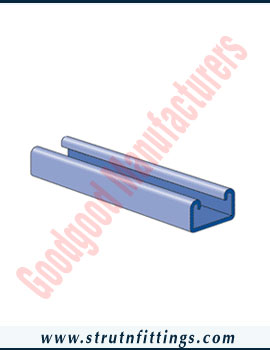 Unistrut Channel manufacturers in india, Unistrut Double Channel