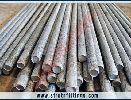 threaded rods - thread bars - fully threaded studs bars  manufacturers exporters in india punjab ludhiana